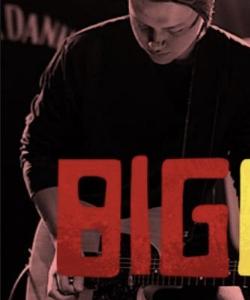 BIG GUY SMALL